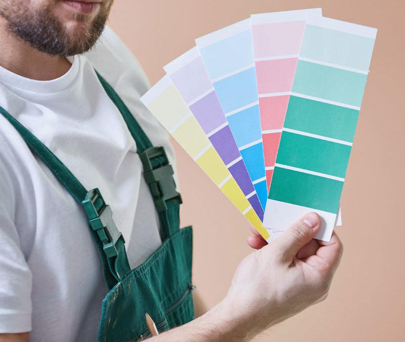 Farbgestaltung